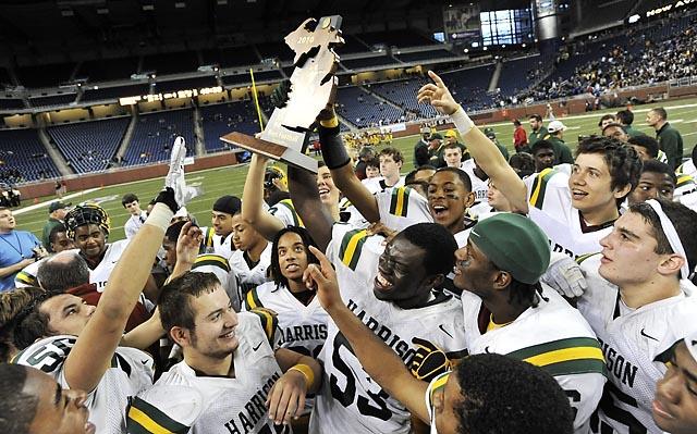 Harrison captures division 2 title