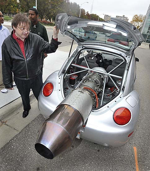jet powered vw beetle news photo gallery detnewscom