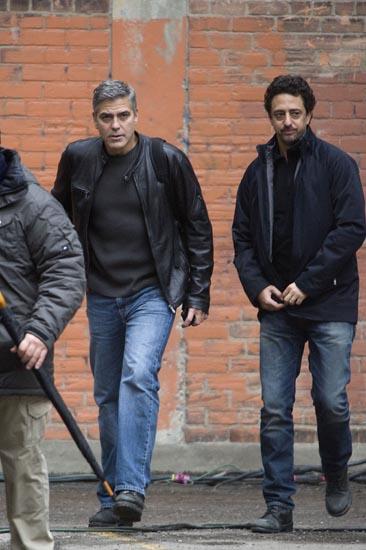 George Clooney films in Metro Detroit