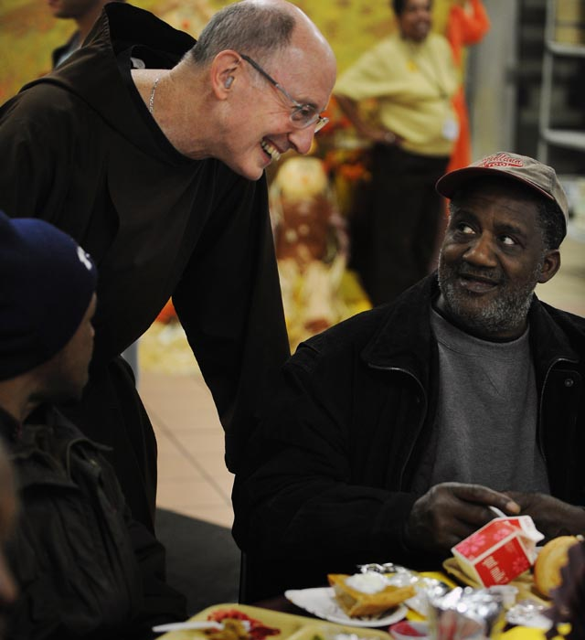 Attractive Thanksgiving At Capuchin Soup Kitchen Awesome Ideas