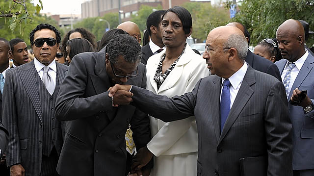 Esther Gordy Edwards Funeral