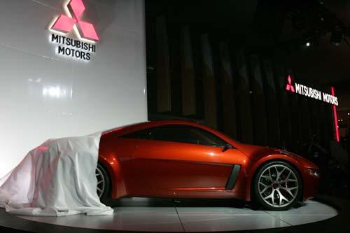 Mitsubishi Concept-RA to premier at Detroit Auto Show ... Mitsubishi Eclipse 3g Wallpaper