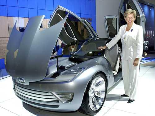 2006 ford reflex concept. the Ford Reflex Concept