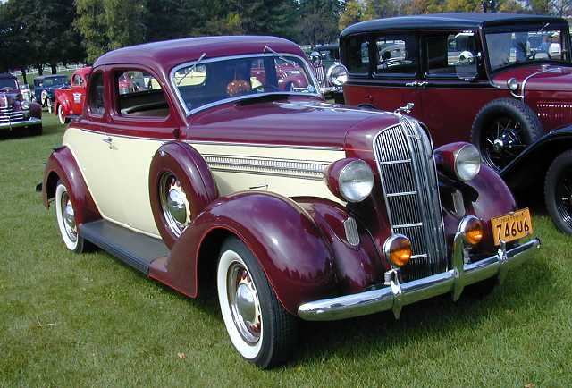 Michigan gets a serious antique and classic car tour