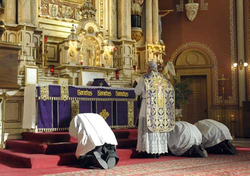 Image result for Tridentine Mass extraordinary form