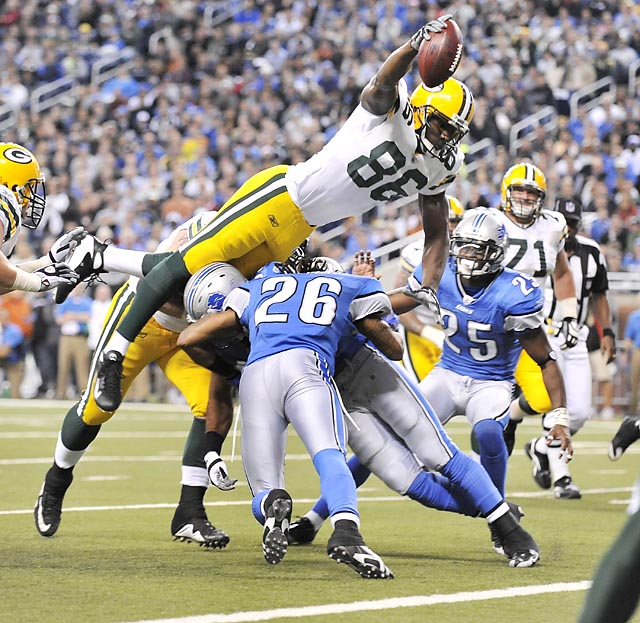 Packers 34, Lions 12