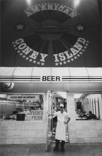 The Detroit coney island rivalry - a look back