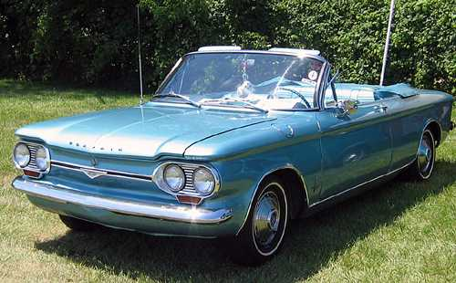 1964 Chevrolet Corvair -- April 24, 2007