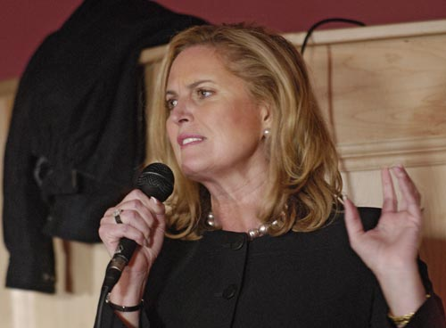 ann romney. Ann romney, wife of